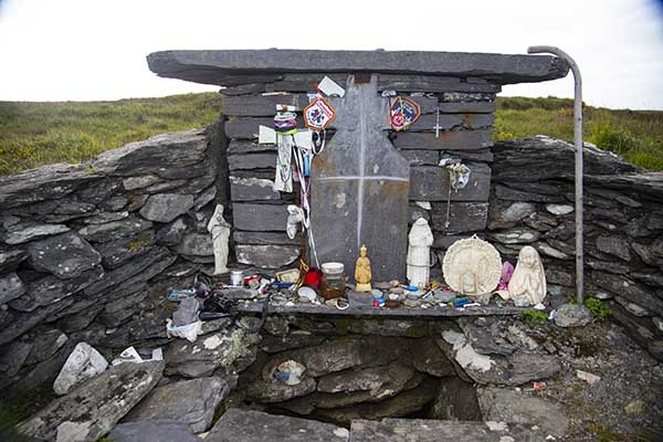 Saint brendan's well