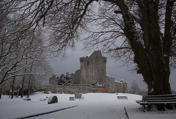Snow in Killarney