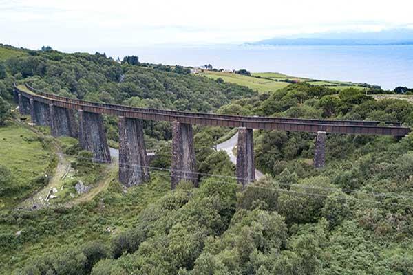 Gleesk Viaduct Kells