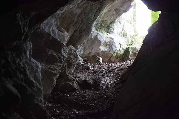 Muckross Cave